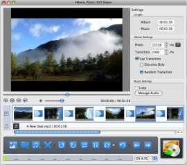 4Media Photo DVD Maker for Mac