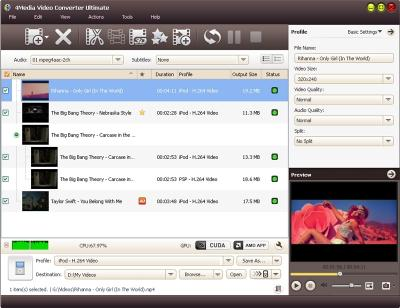 Download 4Media Video Converter Ultimate
