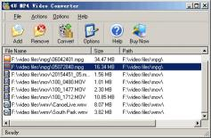 Download 4U MP4 Video Converter