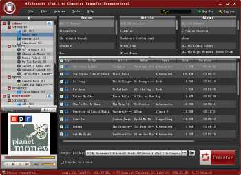 4Videosoft iPad 2 to Computer Transfer