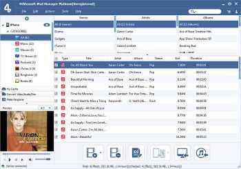 4Videosoft iPad Manager Platinum