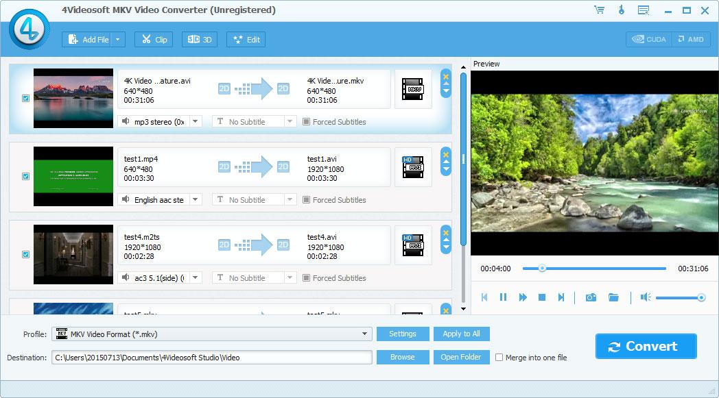 4videosoft mkv video converter full version free download
