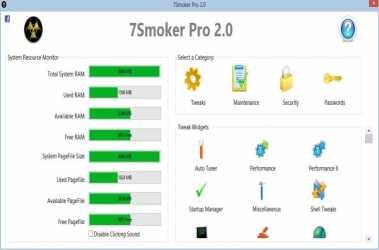 7Smoker Pro installer