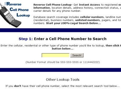 How to search and lookup multiple reverse phone numbers.