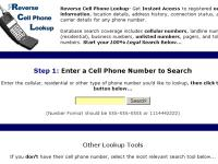 Download 800 Number Reverse Lookup Search Tool