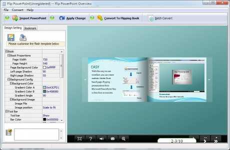 A-PDF Flip PowerPoint
