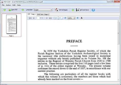 A-PDF OCR