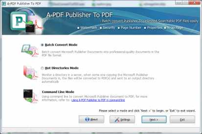 A-PDF Publisher to PDF