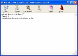 Download A-PDF Text Extractor