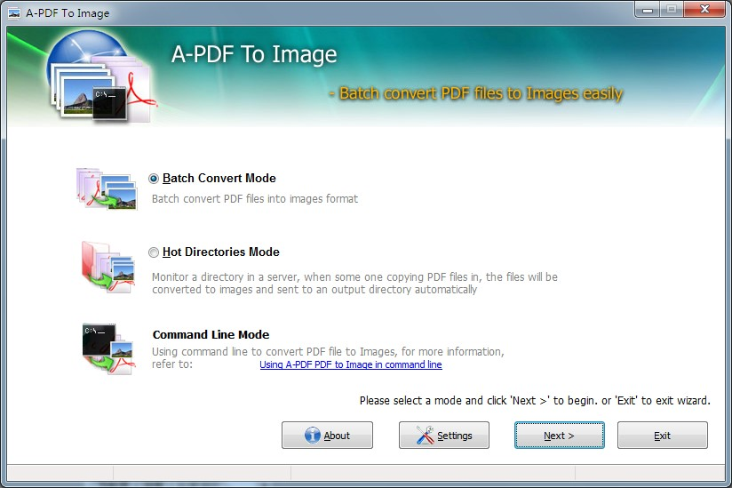 A-PDF To Image