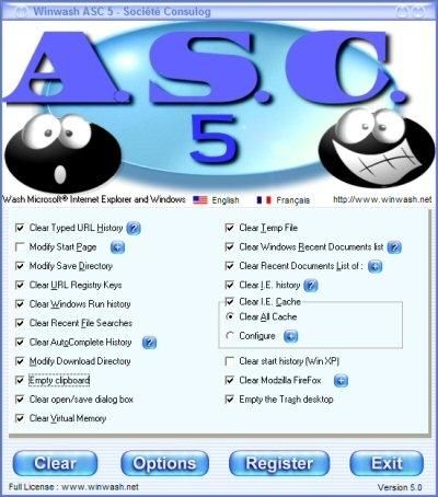 Download A.S.C : Protect your privacy