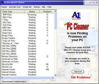 Download A1Click Ultra PC Cleaner