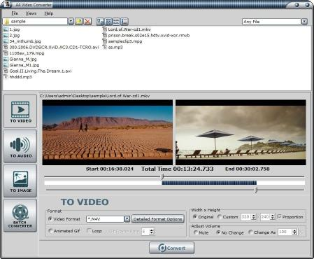 Download A4 Video Converter
