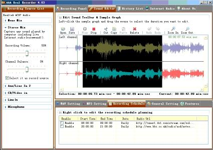 Download AAA Real Recorder