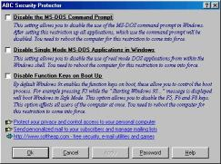 Download ABC Security Protector