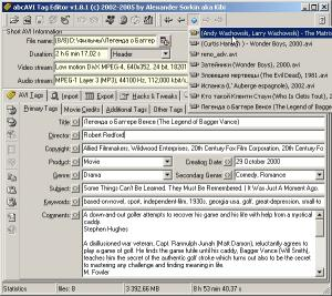 Download abcAVI Tag Editor