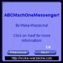 ABCMachOneMessenger News Ticker FX
