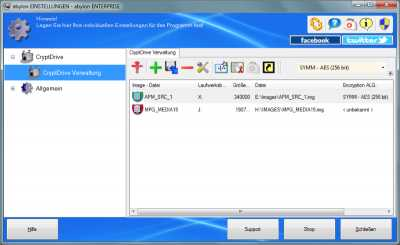 Download abylon CRYPTDRIVE