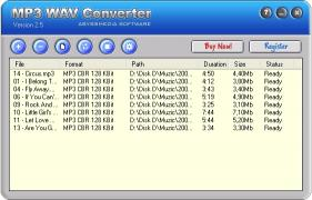Download AbyssMedia MP3 to WAV Converter