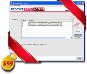Download Access Database Recovery