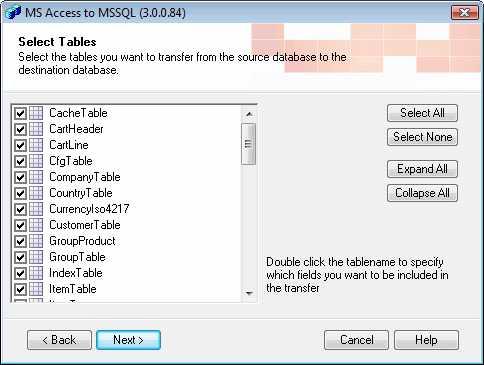 Access To MSSQL