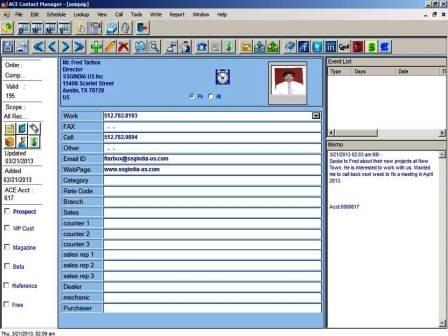 Download Ace Contact Manager