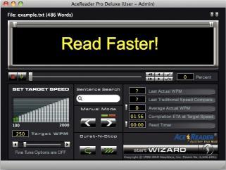 Download AceReader Pro Deluxe (For Mac)