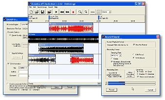 Download Acoustica MP3 Audio Mixer