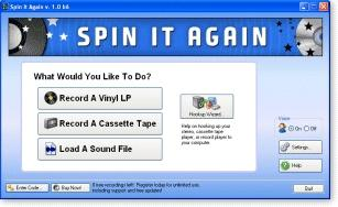 Download Acoustica Spin It Again