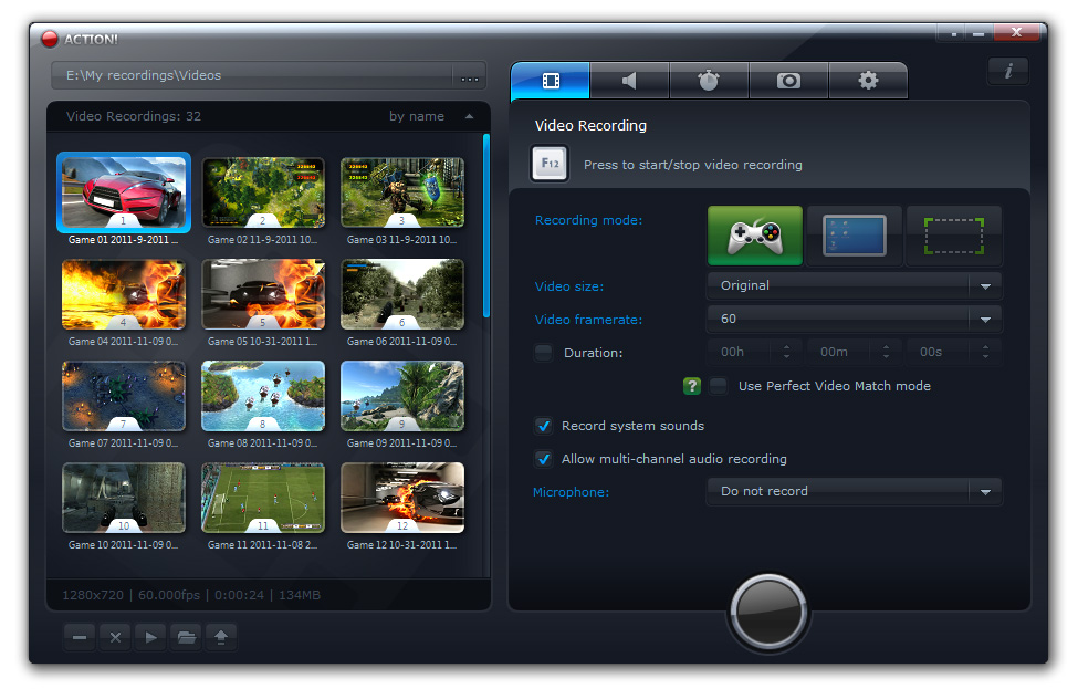 action screen recorder pc download