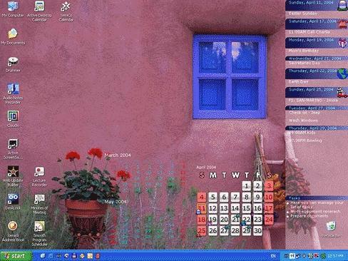 Download Active Desktop Calendar