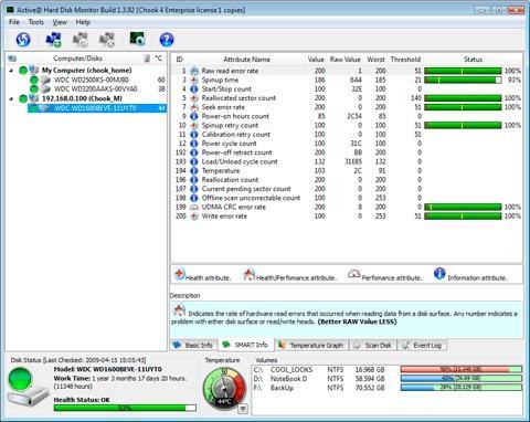 Download Active@ Hard Disk Monitor
