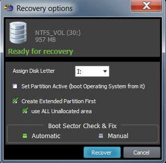 Download Active@ Partition Recovery