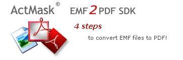Download ActMask EMF2PDF SDK