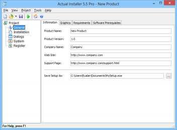 Download Actual Installer