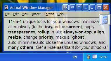Download Actual Window Manager