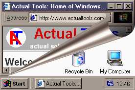 Download Actual Window Rollup