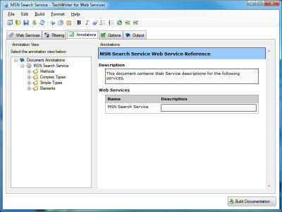Download Adivo TechWriter for Web Services