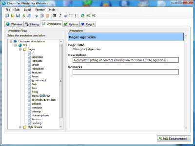 Download Adivo TechWriter for Websites