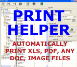 Advanced Batch Print Helper & Converter