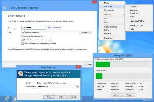 Download Advanced Encryption Package 2015