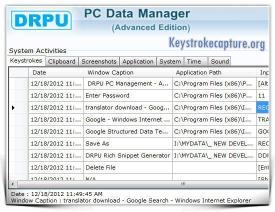 Download Advanced Keyboard Logger
