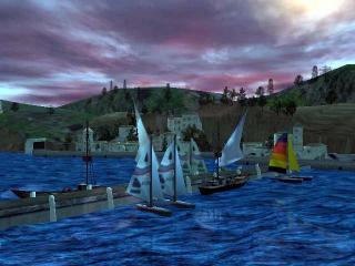 Download Advanced Seascape 3D Screensaver