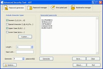 Download Advanced Security Tool - AST