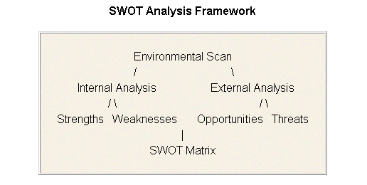 Advanced SWOT Analysis Software