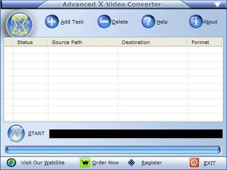 Download Advanced X Video Converter