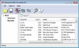 Download Advanced XML Converter