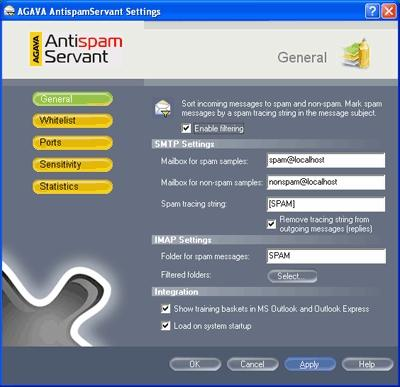 Download AGAVA AntispamServant