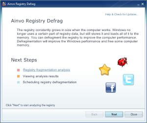 Download Ainvo Registry Defrag