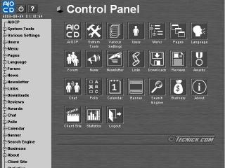 Download AIOCP (All In One Control Panel)
